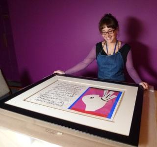 Matisse exhibition installation (39)